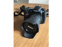 Nikon D300 + Nikon AF-S DX Zoom-Nikkor 18-200mm