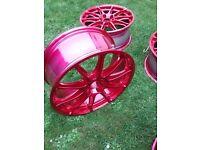 Powder coating service honda cbr vw audi mercedes ford rsv bmw suzuki gsxr toyota kx yzf alloy wheel
