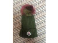 Moncler hats £10 each collected or £13 posted