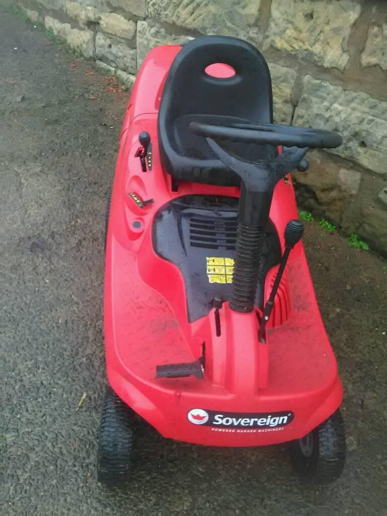Sovereign Petrol Mower Ride On Lawnmower Spares Repairs