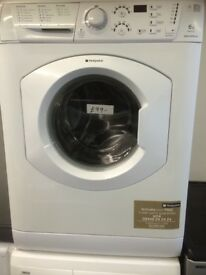 HOTPOINT WASHING MACHINE £99 CAN DELIVER