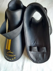 Tae Kwon-do new training shoes.