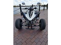 zhenhua zhst 250cc road legal quad bike