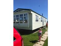 Deluxe caravan Blue Dolphin Haven Filey