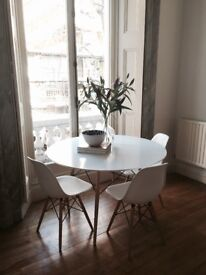 Eiffel Dining Table - Large (White)