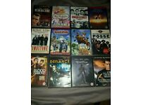 DVDs approx 30