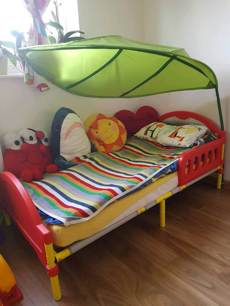 Lightning McQueen Bed Frame