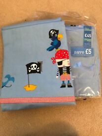 Next Pirate Curtains new