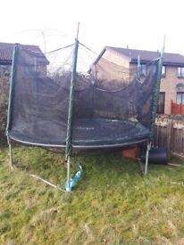 Free trampoline 10foot