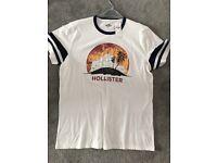 Brand new mens hollister tshirt size xl