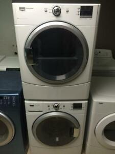 84-  Laveuse Sécheuse Frontales MAYTAG SERIE 2000 -Frontload Washer Dryer