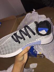 Adidas deerupt runner size 8