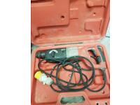 Milwaikei core drill 110v