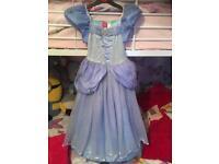 Age 7-8 princess dress up