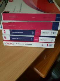 CIMA TEXT OPERATIONAL & MANAGERIAL TEXT