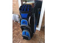 Letters Carry Golf Bag - good condition