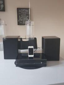 Sandstrom Bluetooth,IPad docking station