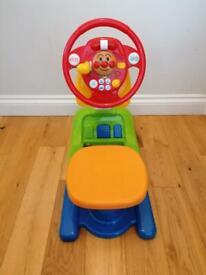 Agatsuma Anpanman Kids Driver