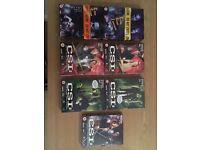 CSI: Crime Scene Investigation - DVD Box Sets - Season 1 - 4 - New & Sealed