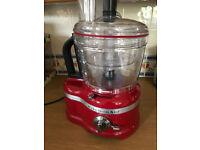 new kitchen aid food processor