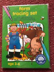 Farm Tracing Set – new