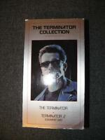 Terminator 1 and 2 VHS Box Set