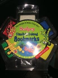 Sculpey Bookmark Kit