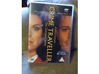 Crime Traveller Complete Series DVD