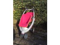 Children's xmas gift Quinny double buggy
