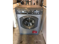 7KG Hotpoint Aquarius WMF760 Digital Washing Maching Fully Working with 4 Month Warranty