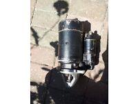 Hyster h40f starter motor