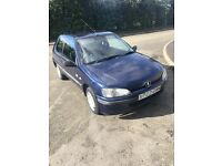 Peugeot 106 Indepedance