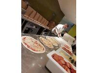 Looking for part time pizza chef job