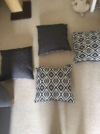 Brand new cushions