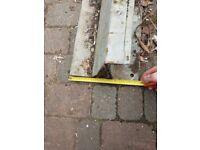 Steel galvanise lintel