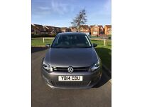 Volkswagen Polo 1.2 Match Edition 5dr '14 plate 60ps