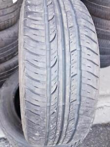 4 PNEUS ETE - FIRESTONE 185 55 15 - 4 SUMMER TIRES