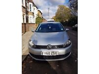 VW GOLF 1.6 FSH DIESEL AUTOMATIC 5 DOOR *LONG MOT*