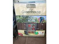 Kingfisher 4 Tier Greenhouse boxec