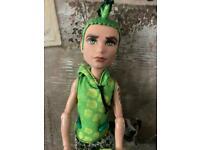 Monster High Deuce Doll Complete Superb condition