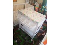 My Child Peachy changing station. £30 ono