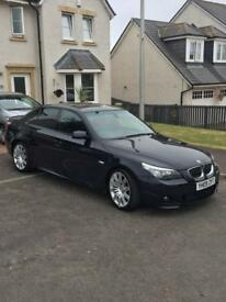 Bmw 525 d m sport 3 litre remapped, FSH, immaculate condition, business edition