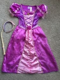 Disney - TU Rapunzel dress and hair band