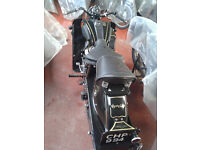 Coventry Eagle Motocycle 1936 250cc 4 Speed