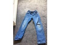 Next age 4/5 years denim jeans