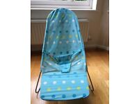 Baby bouncing chair / cradle by John Lewis - can deliver Reading-Slough