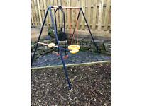 Swing and seesaw