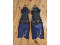 Twin Jet Max Fins