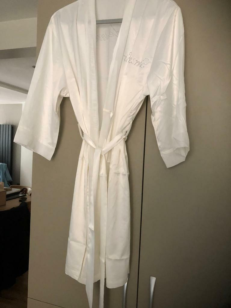 Bridesmaid dressing gown robe | in Chaddesden, Derbyshire | Gumtree