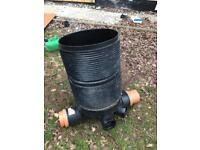 Drain inspection chamber 6inch